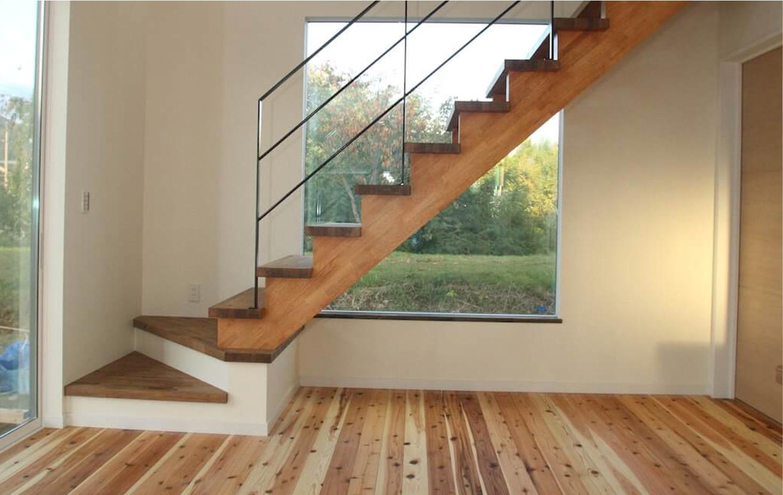 木の香とある暮らしい木造住宅