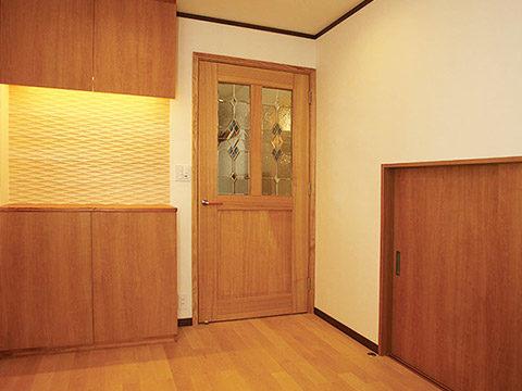 3、玄関ホール2