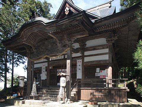 2、侍従神社2